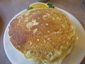 Delicious Pancakes at Grayson's Landing
