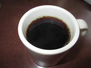 Coffee at Kentucky Dam Village State Resort Park's Harbor Lights