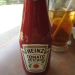 Heinz Ketchup at Grayson's Landing!