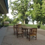 Kentucky Dam Village State Resort Park's Lodge Patio