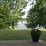 Kentucky Dam Village State Resort Park's Lodge, Patio Out Back
