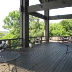 Lake Barkley Windows on the Water Patio and view