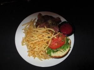 Pangea Cafe Owensboro Burger and Fries