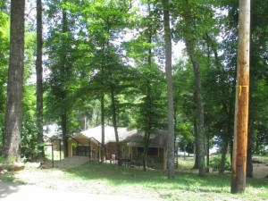 One of the Beautiful Cottages at Pennyrile Forest State Park