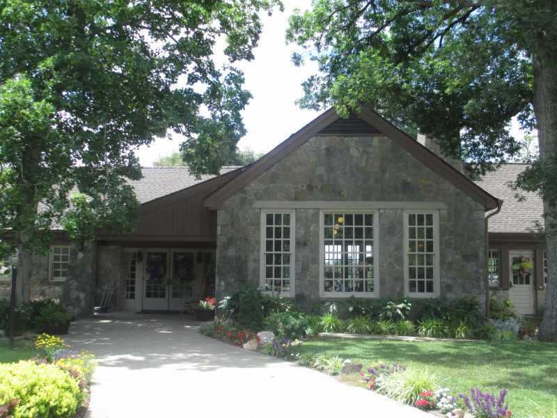Pennyrile Forest State Resort Park Lodge