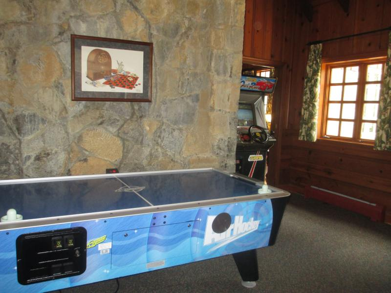 Pennyrile Forest State Resort Park Lodge's Game Room