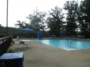 Pennyrile Forest State Resort Park Swimming Pool