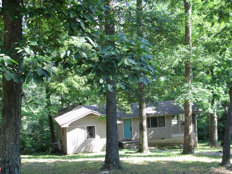 Rough River Dam State Resort Park Cottage