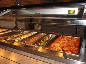 Grayson's Landing Lunch Buffet