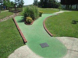 Rough River Dam State Resort Park's Miniature Golf Course