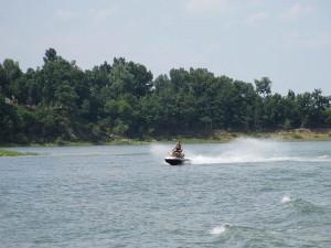 Fun on Rough River Lake June 9!