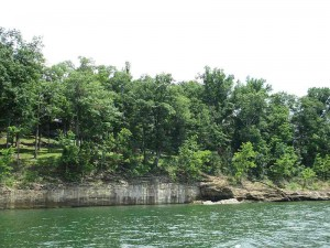 Rough River Lake at Rough River Dam State Resort Park