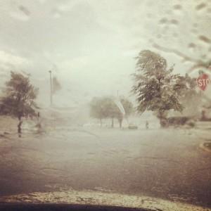 Owensboro Kentucky Storm May 2012