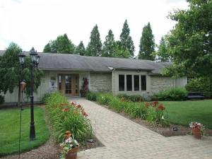 Western Kentucky Botanical Garden Welcome Center