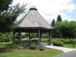 Western Kentucky Botanical Garden Gazebo