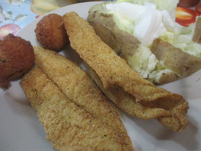 Willow Pond Fried Catfish (Aurora)