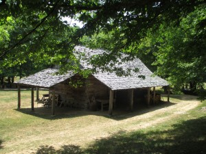 The 1850's Homeplace - Land Between the Lakes