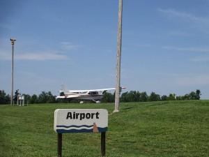 Airport at Rough River Dam State Resort Park