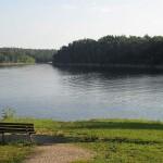 Rough River Lake behind the lodge