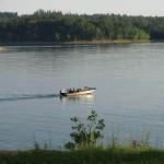 Fishing on Rough River Lake