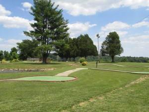 Rough River Dam Miniature Golf Course