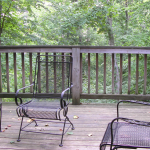 Rough River Dam State Resort Park Cottage Patio