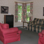 Inside a Cottage at Rough River Dam State Resort Park