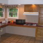 Kitchen in a Rough River Dam State Resort Park Cottage
