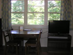 Inside a Rough River Dam State Resort Park Cottage