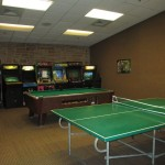 Rough River Dam State Resort Park Lodge Game Room