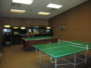 Rough River Dam State Resort Park Lodge Game Room