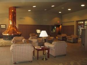 Rough River Dam State Resort Park Lodge Lobby
