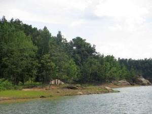 Rough River Lake - Lakeside Camping