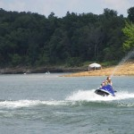 Fun on Rough River Lake
