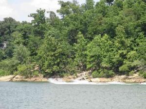 Fun on Rough River Lake