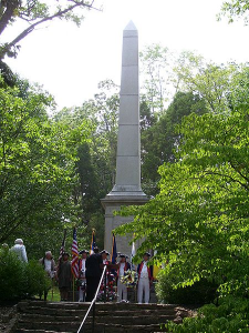 Battle of Blue Licks Monument