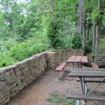 One of Lake Cumberland State Resort Park's Picnic Areas