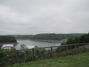 View of Lake Cumberland