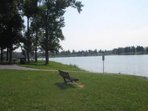 Loch Mary, Lake in Earlington