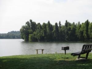 Loch Mary, Lake in Earlington Kentucky