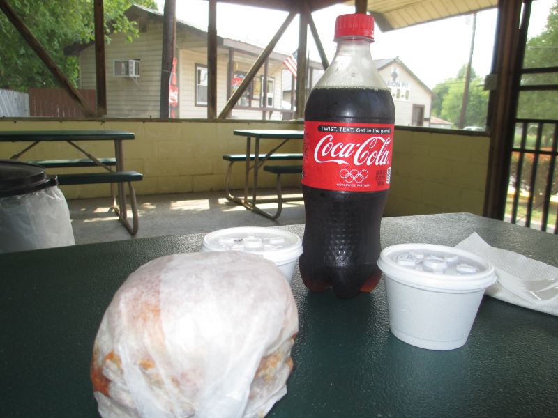 Marion Pit Bar-B-Q in Marion, Kentucky