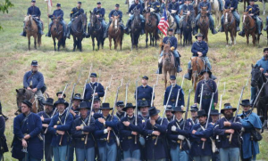 2010 Annual Re-Enactment of the Battle of Perryville
