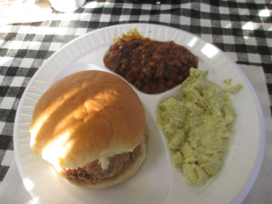 Sticky Pig BBQ in Madisonville, Kentucky