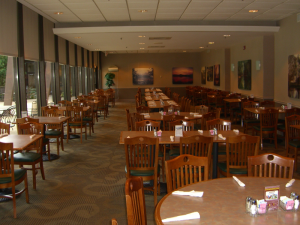 Rough River Dam State Resort Park's Grayson's Landing Restaurant