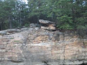 Rough River Lake's Snake Head Point