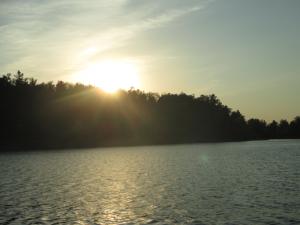 Rough River Lake at Sunset