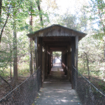 Covered Bridge at Panther Creek Park
