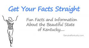 Kentucky Facts