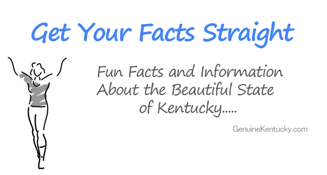 Facts About Kentucky