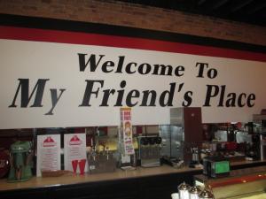 My Friend's Place in Greenville, Kentucky